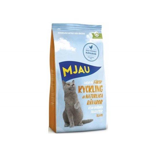 Mjau Kyckling (7,5 kg)