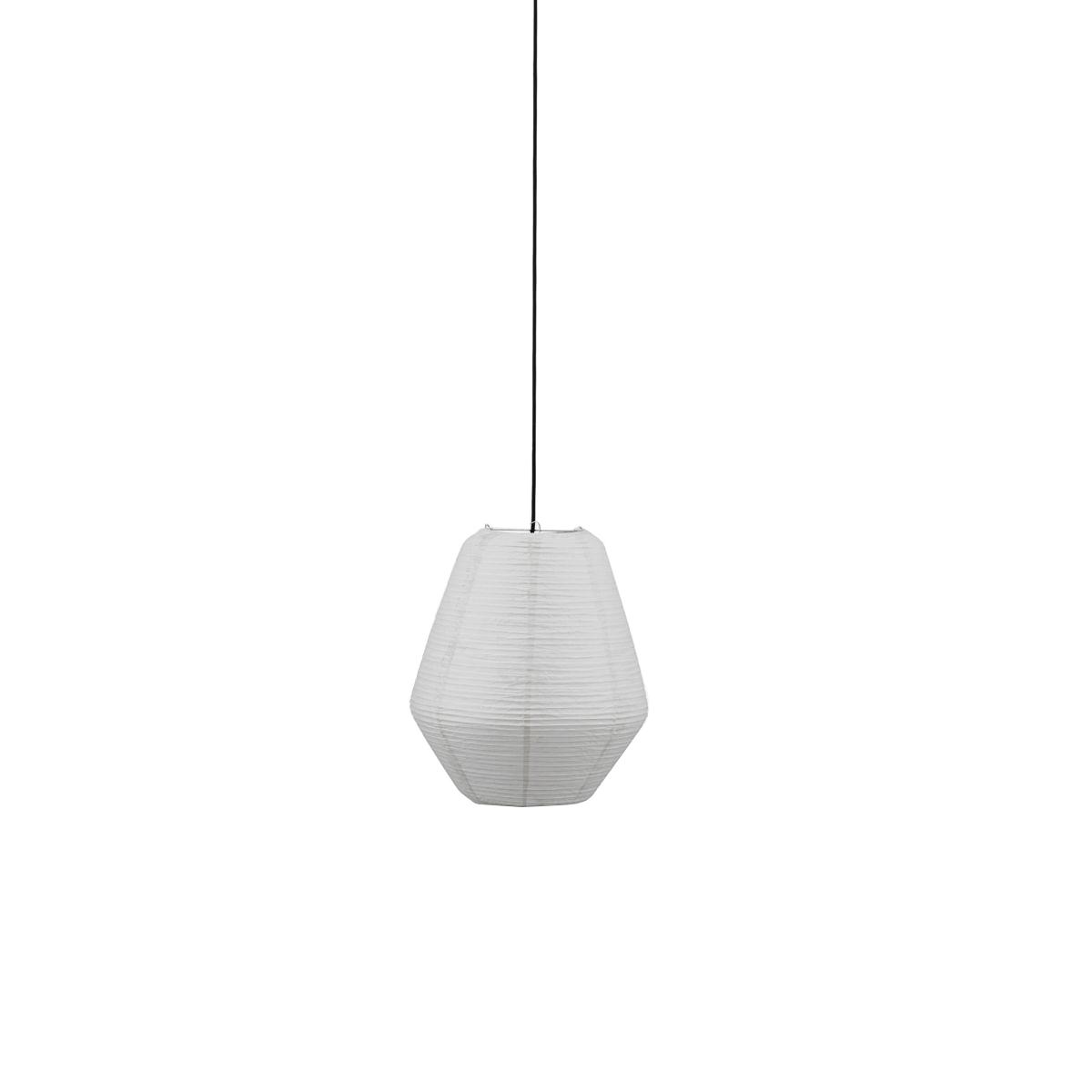 House Doctor - Bidar Lamp Shade Ø 36 cm - Grey (259370112)