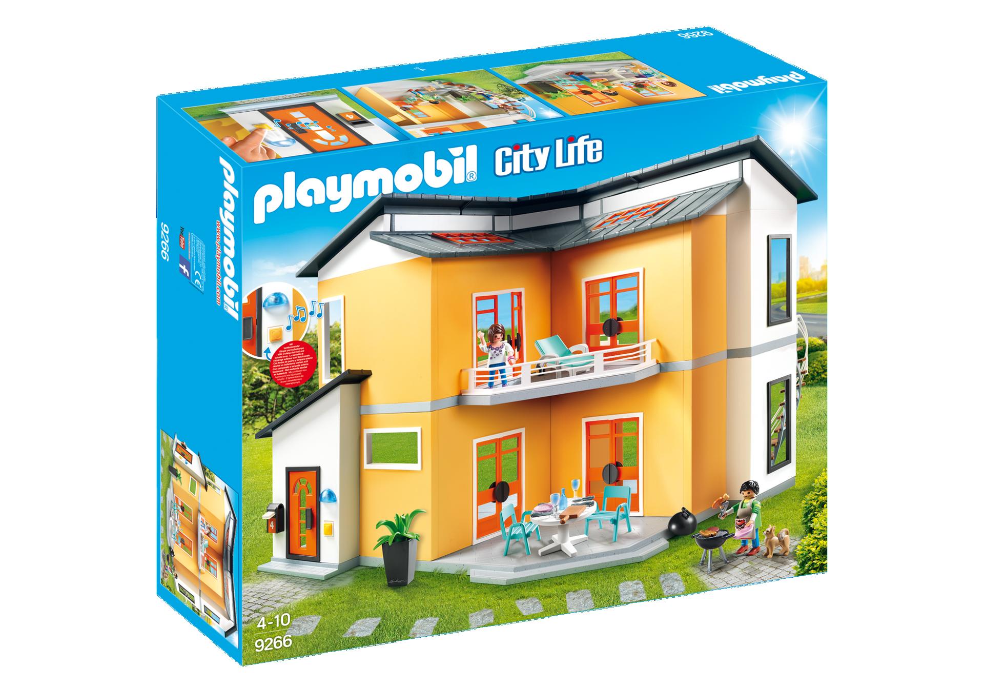 Playmobil - Modern House (9266)