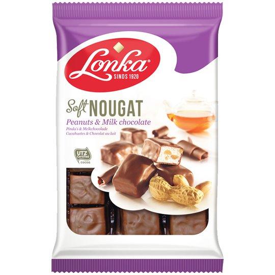 """Godis """"Soft Nougat"""" 180g - 33% rabatt"""