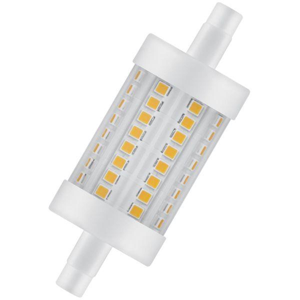 Osram PARATHOM DIM LINE R7s LED-lampe 78 mm, 827, 8 W
