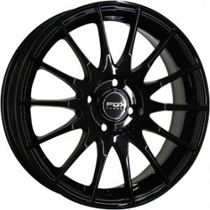 Fox FX4 Gloss Black 8x19 5/108 ET45 B73.1