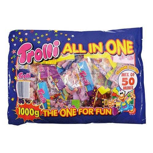 Trolli All-In-One Godispåse - 1 kg