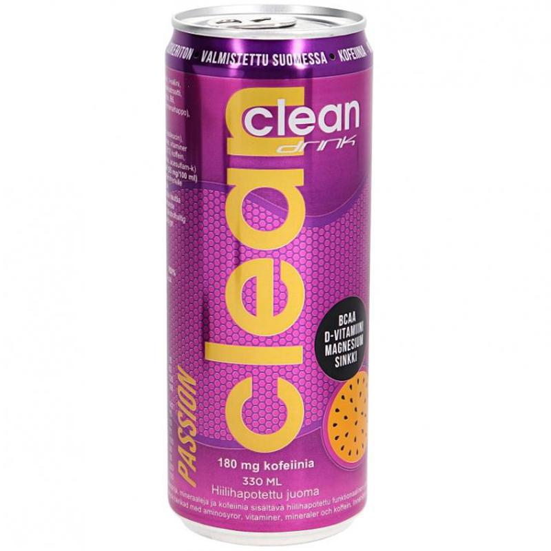 Clean BCAA Passion Urheilujuoma - 40% alennus