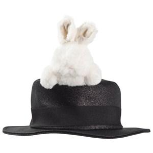 Bonpoint Rabbit Glitter Mössa Svart T2 (6-12 months)