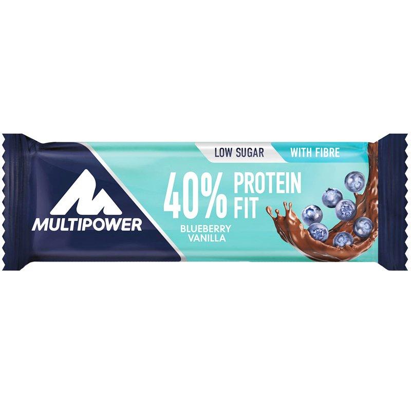 "Proteinbar ""Blueberry & Vanilla"" 35g - 56% rabatt"