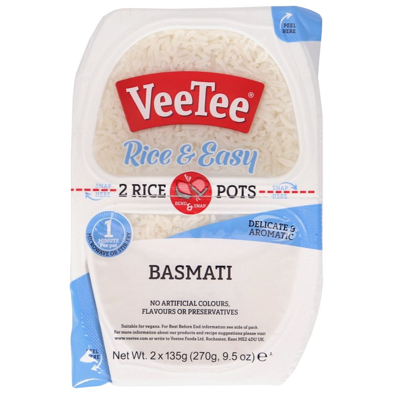 Ris Basmati Ready-to-eat - 21% rabatt