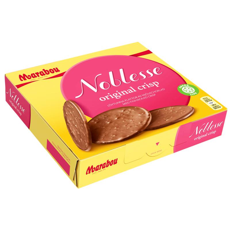 Maitosuklaa Noblesse - 47% alennus