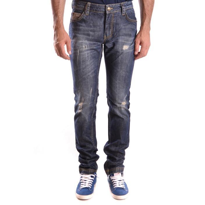 Frankie Morello Men's Jeans Blue 186687 - blue 31