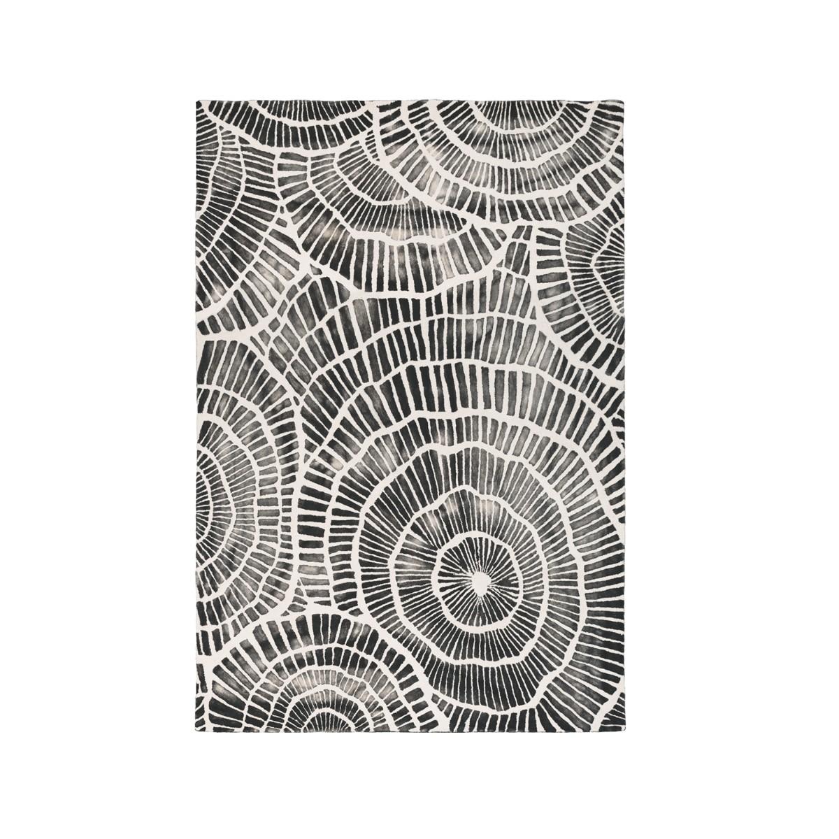 William Yeoward |Piedra Charcoal Rug | 250CM X 350CM
