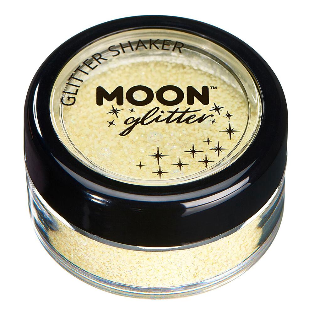 Moon Creations Pastel Glitter Shaker - Citrongul