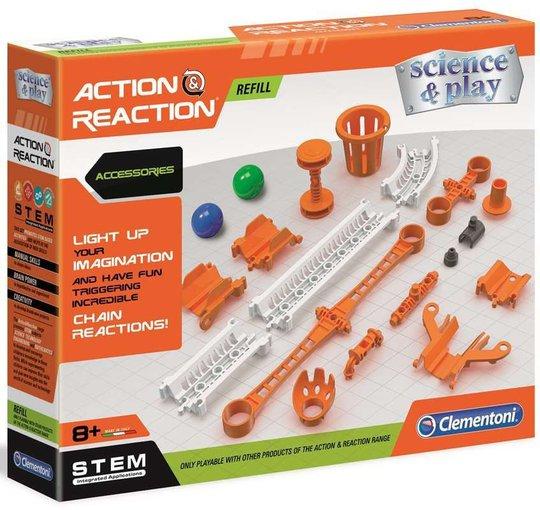 Clementoni Action & Reaction Ekspansjonspakke 2