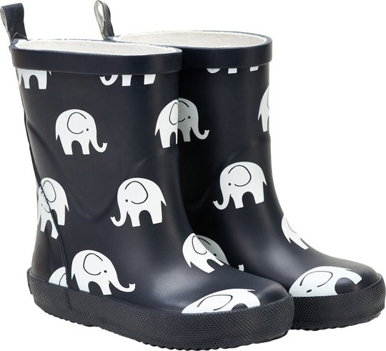 CeLaVi Elephant Gummistøvel, Dark Navy, 24