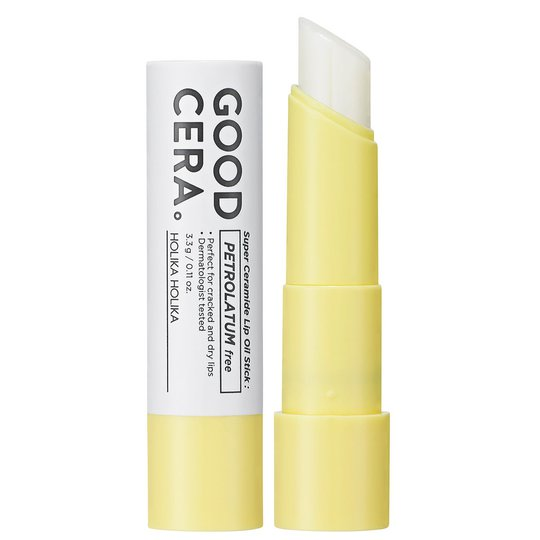 Good Cera Super Ceramide Lip Oil Stick, 3.3 g Holika Holika K-Beauty