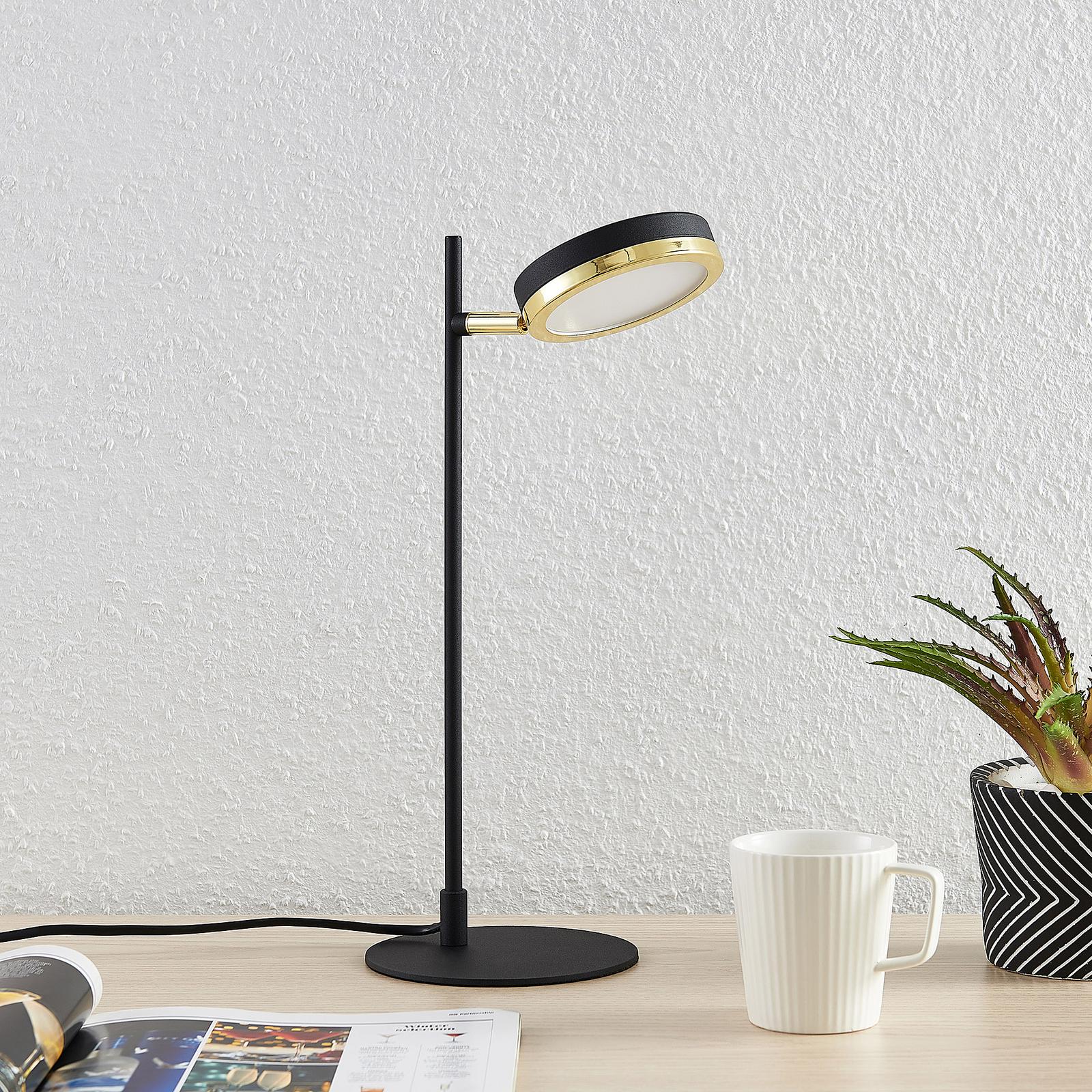 Lindby Alsani -LED-pöytävalaisin