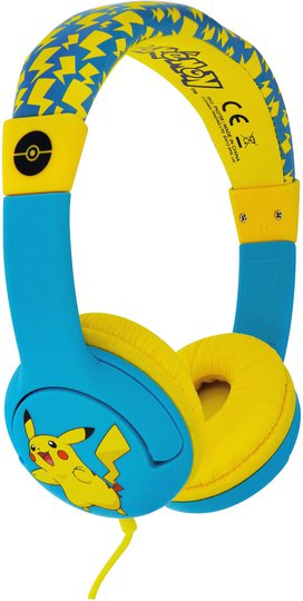 OTL Pokémon Pikachu Høretelefoner