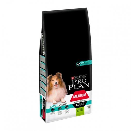 Purina Pro Plan® OptiDigest® Adult Medium Sensitive Digestion Lamb (14 kg)