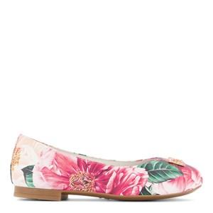Dolce & Gabbana Camelia Ballerinaskor Rosa 36 (UK 3.5)