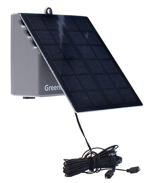 Greenline Vanningssystem Soldrevet EADS-24