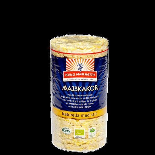Majskakor med salt KRAV, 110 g