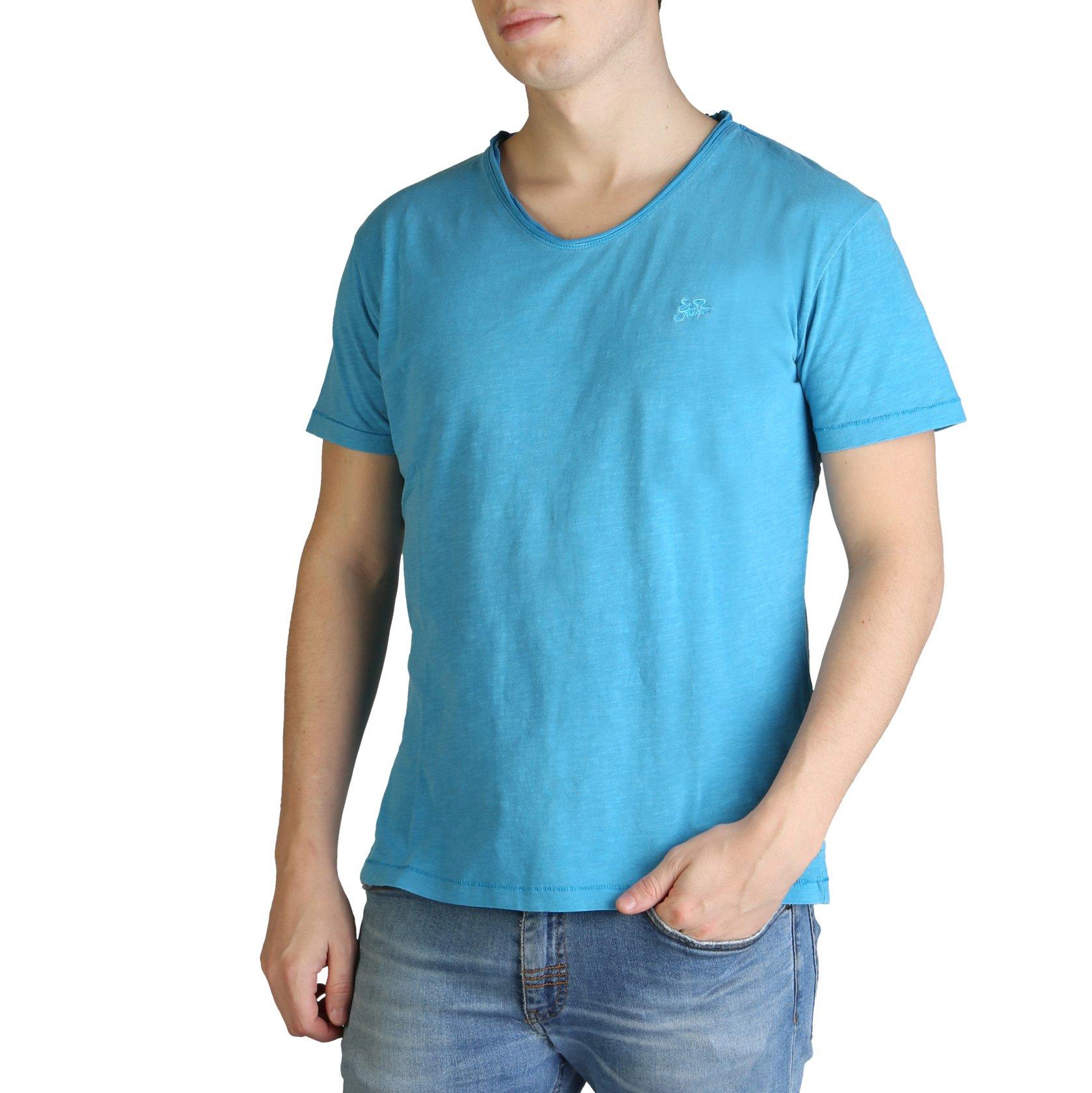 Yes Zee Men's T-Shirt Various Colours T773_S500 - blue S