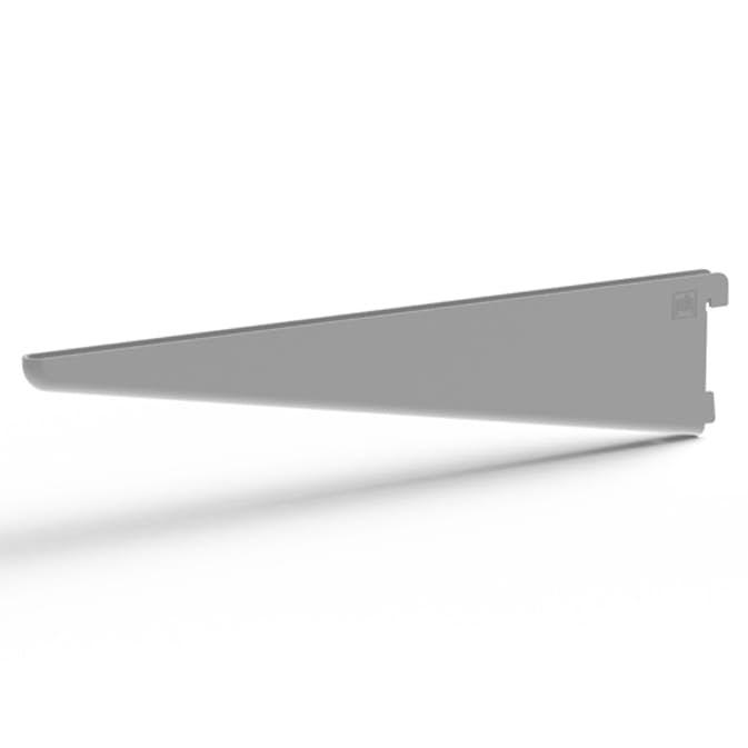 Pelly System Konsoll dobbel, forsterket Sølv, 370