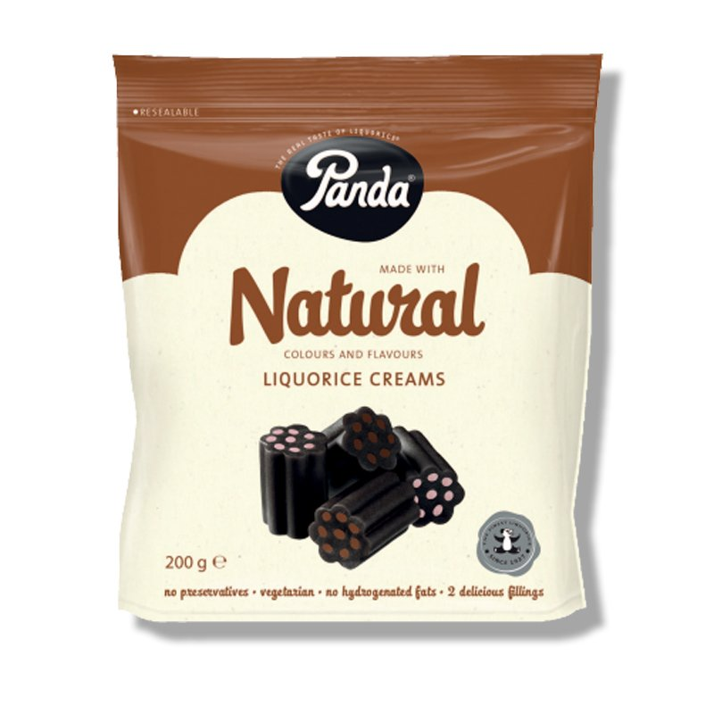 Lakritsbitar Jordgubb & Choklad 200g - 42% rabatt
