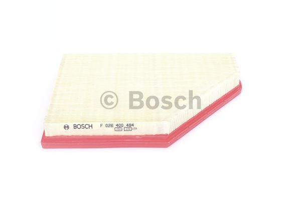 Ilmansuodatin BOSCH F 026 400 484