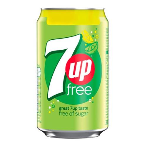7-UP Free Sockerfri - 1-pack