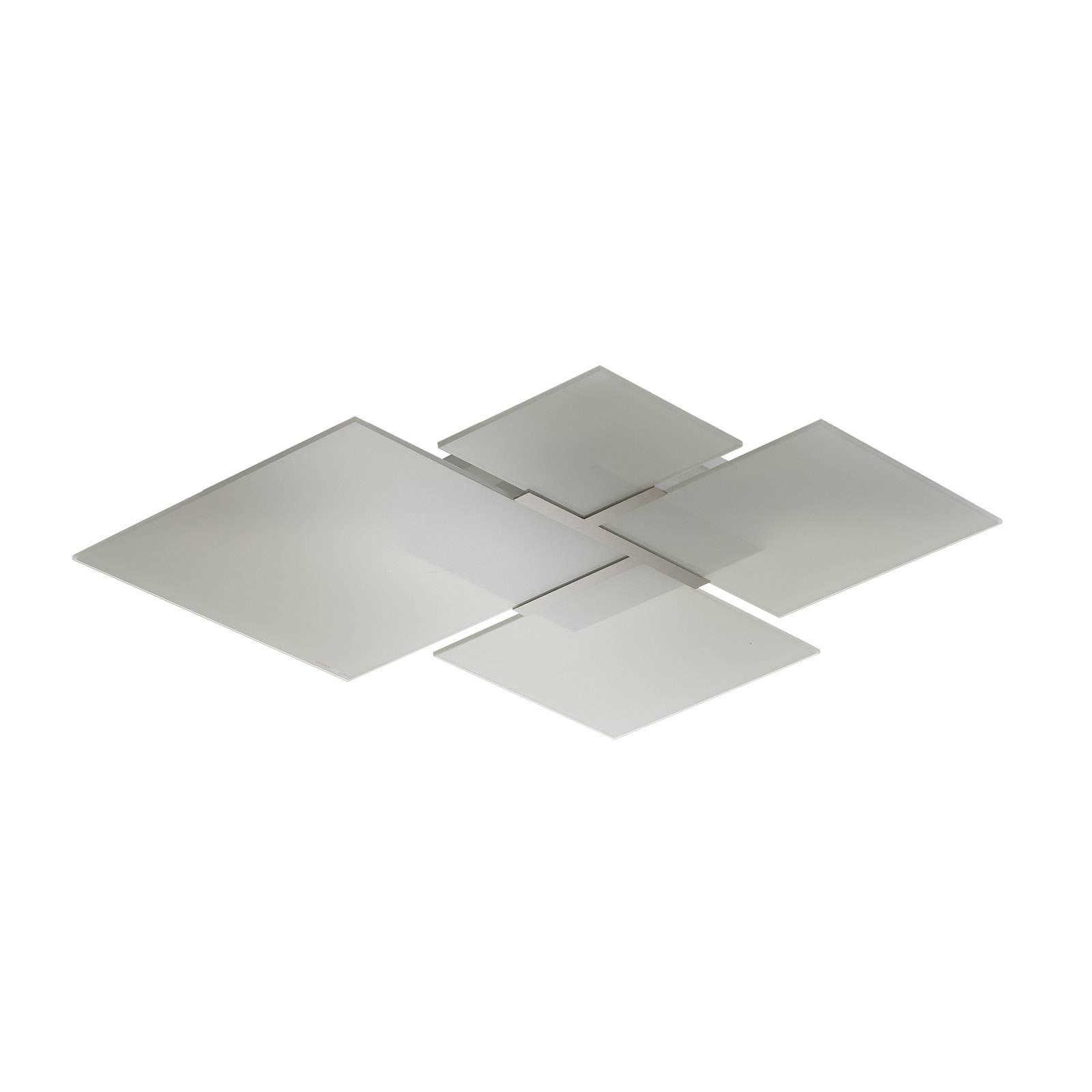 Kattovalaisin Quadrifoglio 8050, teräs, 61 cm