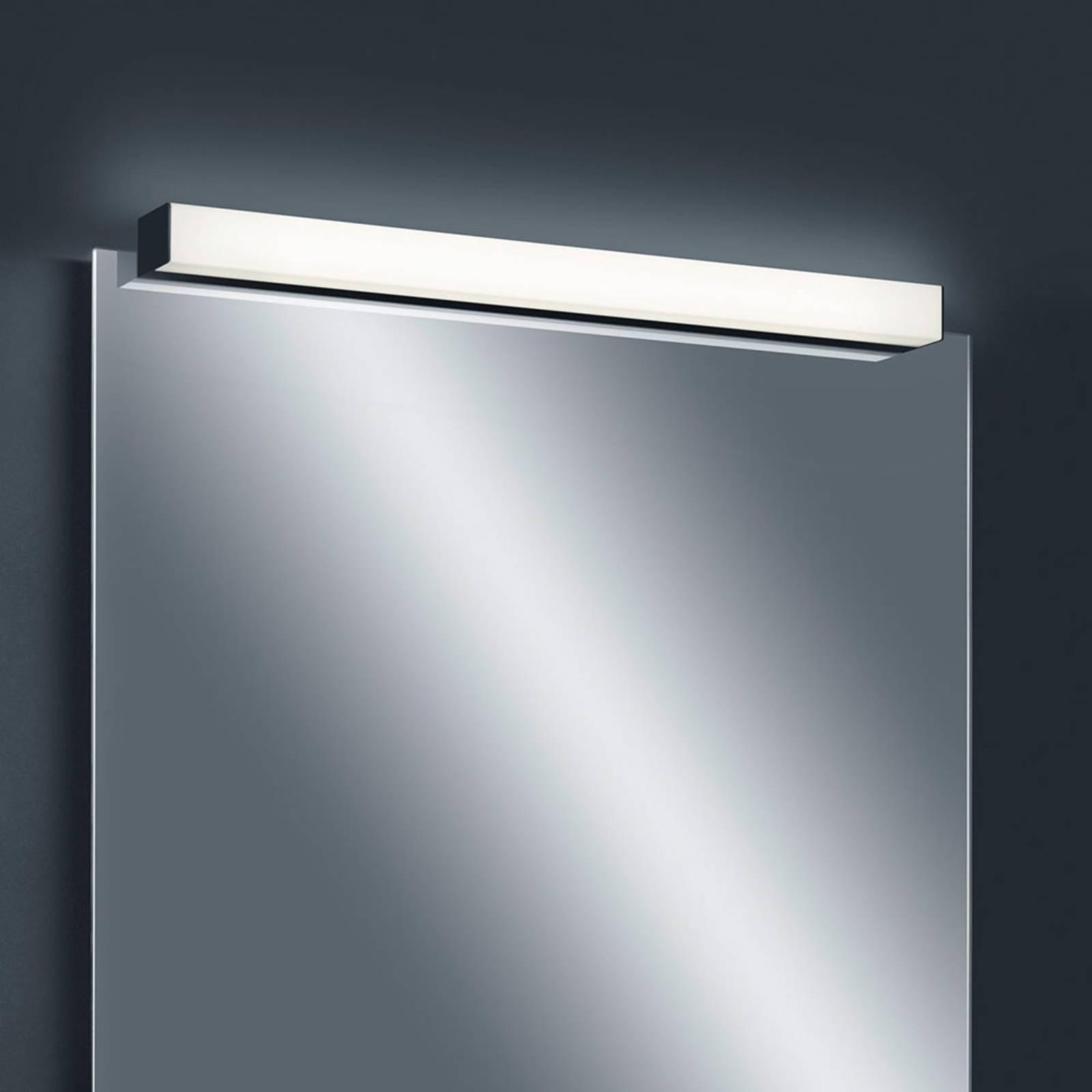 Helestra Lado -LED-peililamppu musta 90 cm