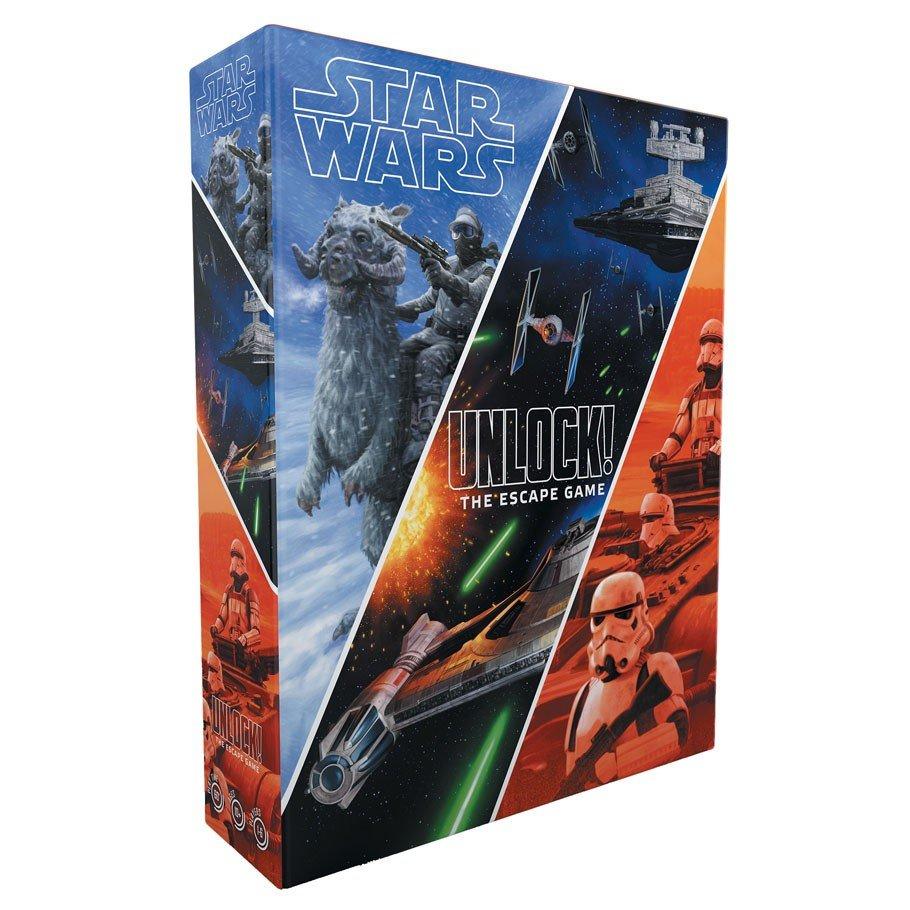 Unlock! - Star Wars Escape room Game (AMDSCUNLS)