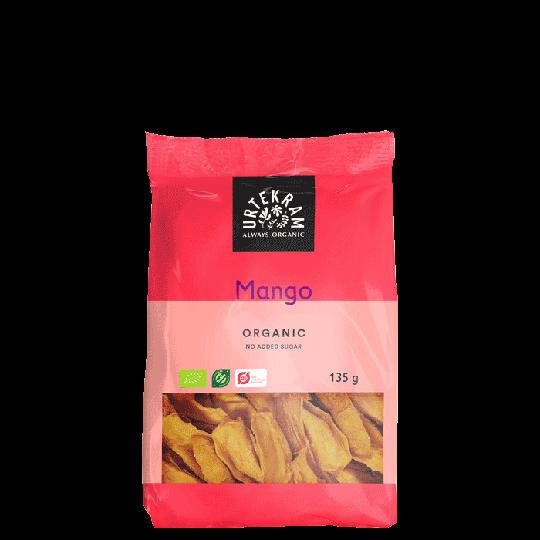 Soltorkad Mango, 135 g