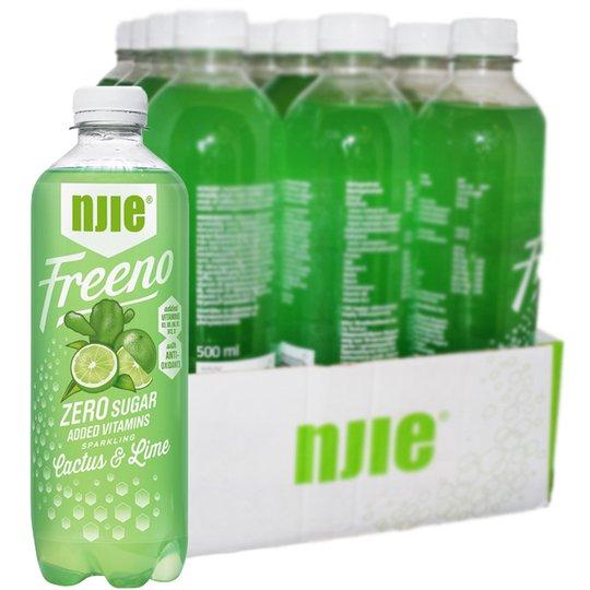 Läsk Cactus Lime 12-pack - 47% rabatt