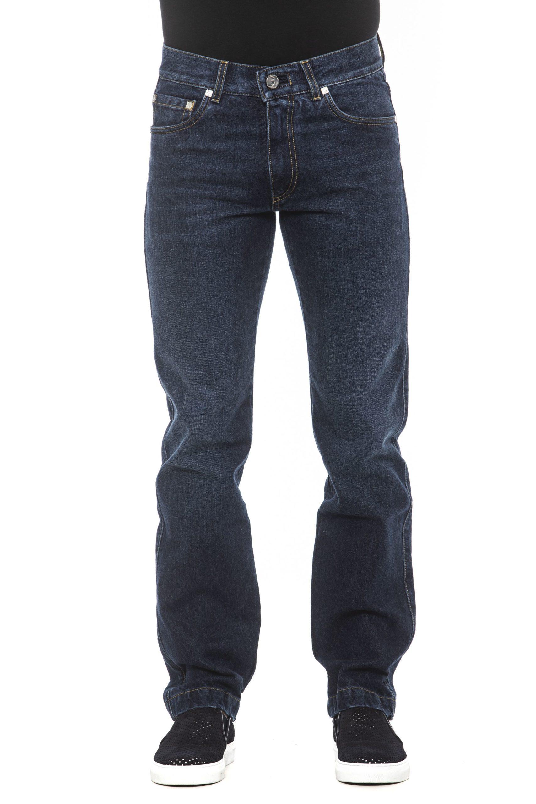 Billionaire Italian Couture Men's Jeans Blue BI1405222 - IT46 | S