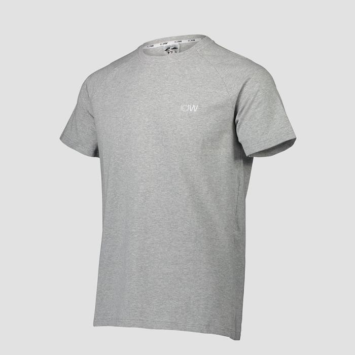 Essential T-shirt, Light Grey