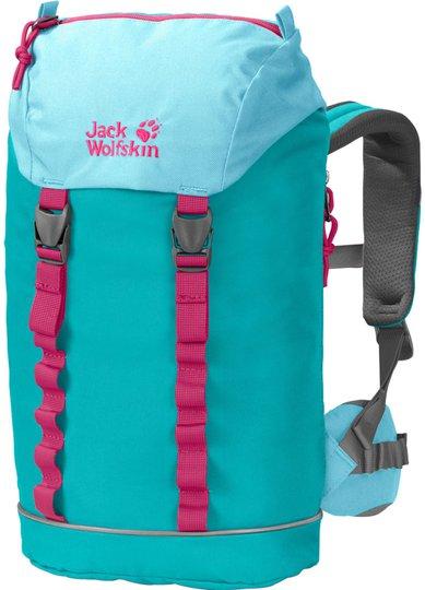 Jack Wolfskin Jungle Gym Ryggsekk, Aquamarine