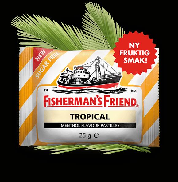 Fishermans Friend Tropical 25g
