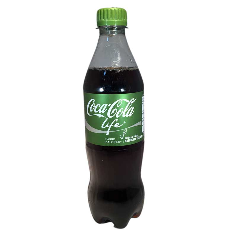 Coca-cola Life - 57% rabatt