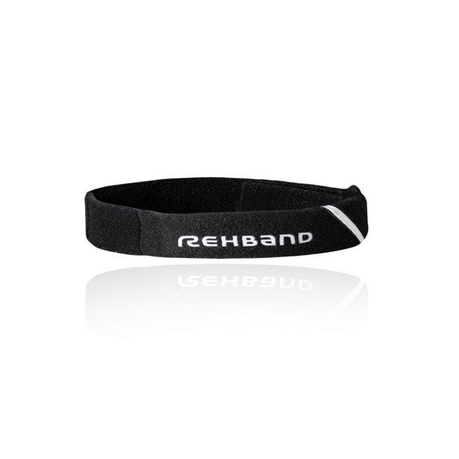 Rehband UD Knee Strap Black Jr, Knästöd