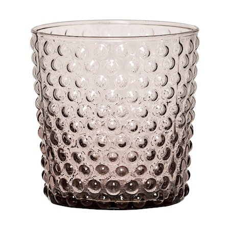 Lyslykt Glass Lilla 8,5x8,5 cm