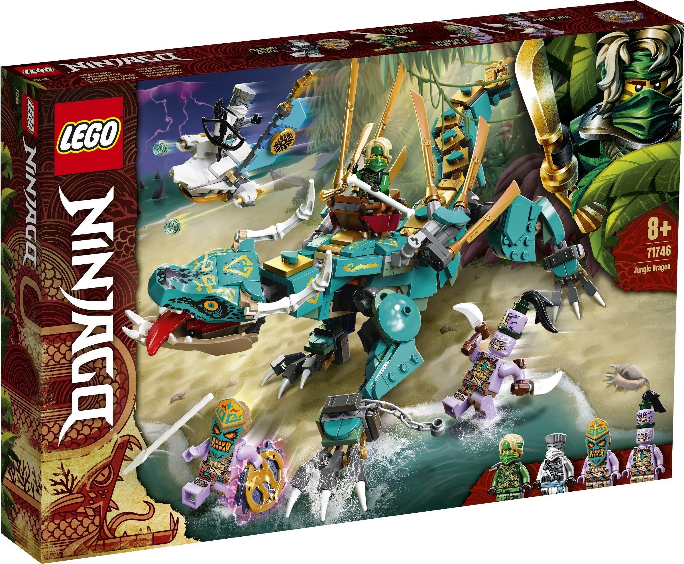 LEGO Ninjago - Jungle Dragon (71746)