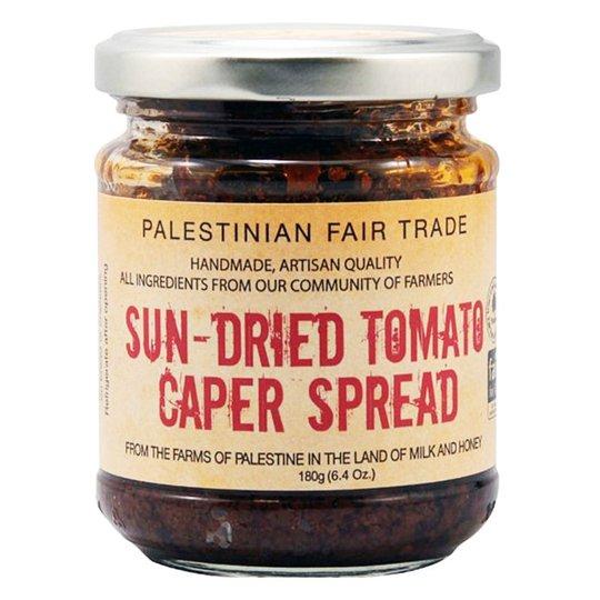 Soltorkade Tomater-kräm 180g - 58% rabatt