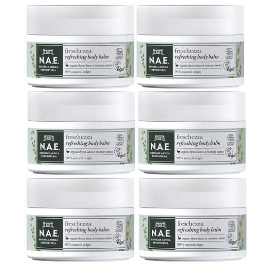 Body Balm Freschezza Refreshing 6-pack - 83% rabatt