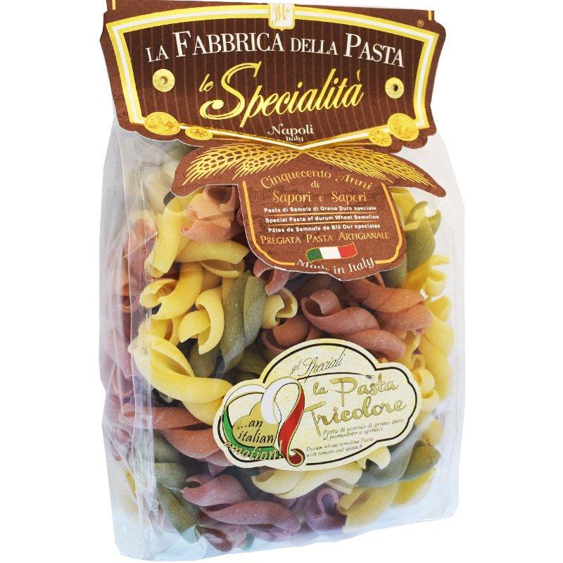 Pasta Fidanzati Tricolor - 26% rabatt