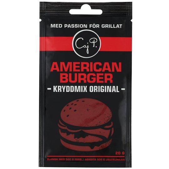 American Burger Mausteseos - 45% alennus
