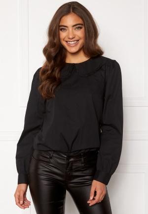 Happy Holly Leona blouse Black 48/50