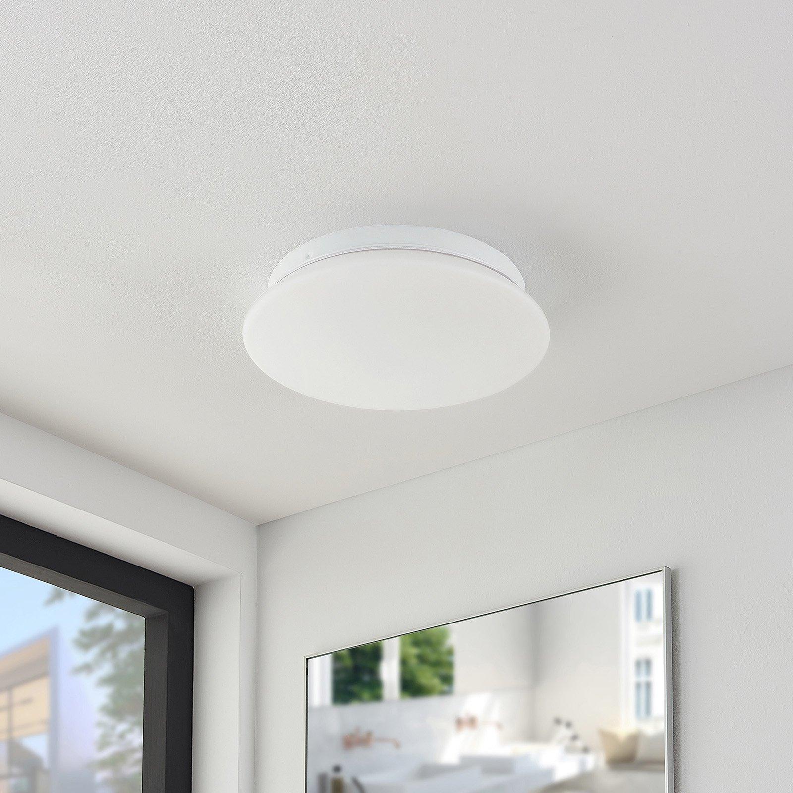 Arcchio Solomia LED-taklampe, IP44, 3 000 K