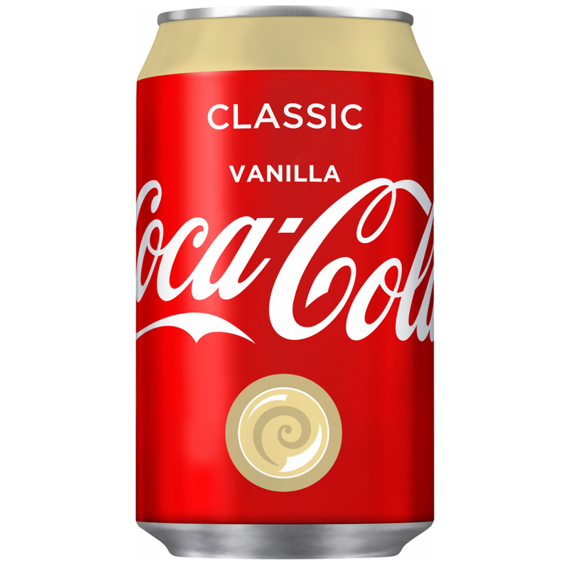 "Virvoitusjuoma ""Coca-Cola Vanilla"" 33cl - 22% alennus"