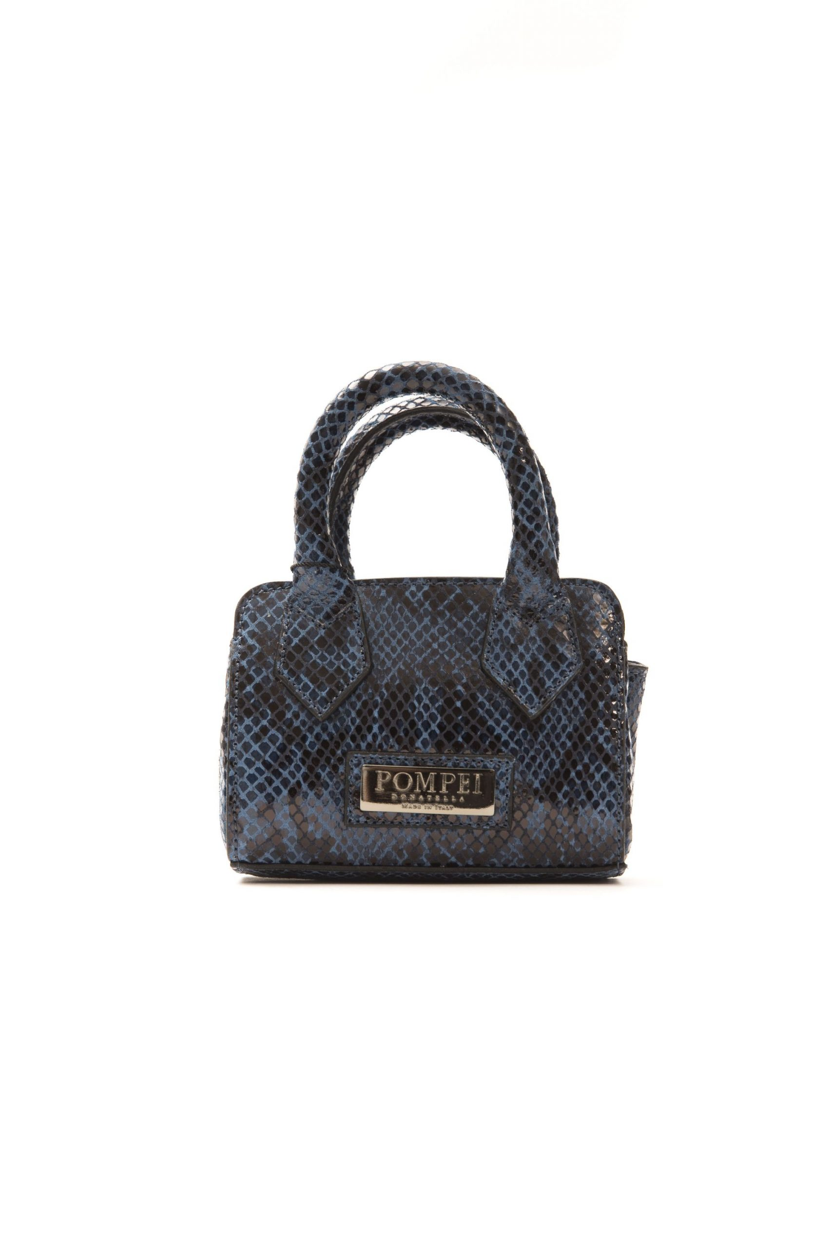 Pompei Donatella Women's Handbag Blue PO668382